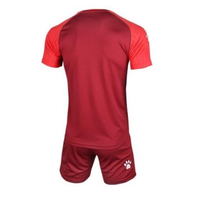 Комплект футбольньої форми червоний  к/р  3801095.9691 Kelme