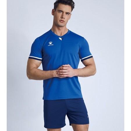 Комплект футбольньої форми SIERRA синій  к/р 3891048.9400 Kelme