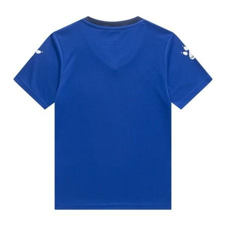Комплект футбольньої форми VALENCIA  JR синьо-білий  к/р  дитячий  3893047.9409 Kelme