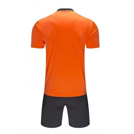 Комплект футбольньої форми VALENCIA оранжево-сірий  к/р  3891047.9999 Kelme