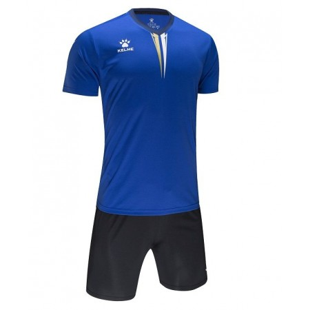 Комплект футбольньої форми VALENCIA синьо-білий  к/р 3891047.9409 Kelme