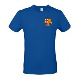 Футболка ФК Барселона синяя