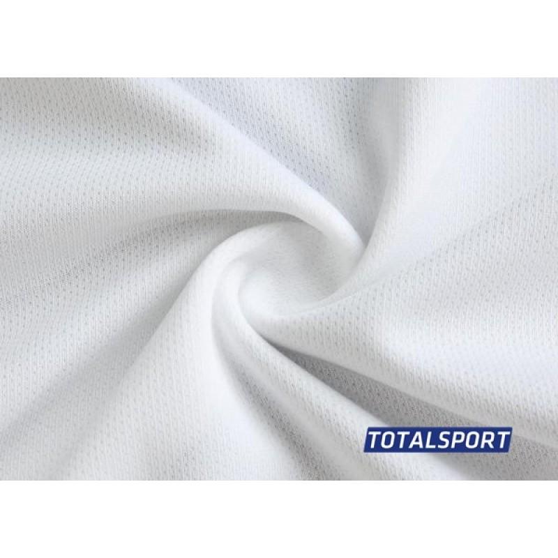Футбольная форма Europaw 023 черно-белый(футболка+шорты+гетры)