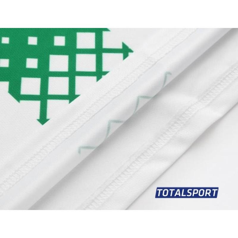 Футбольная форма Europaw 020 зеленая(футболка+шорты+гетры)