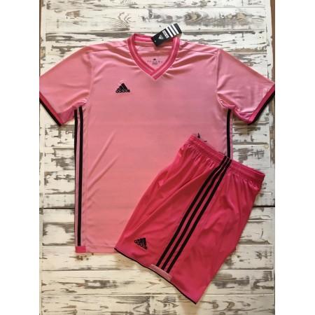 Футбольная форма Adidas 2020-2021 розовая