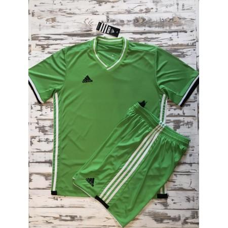 Футбольная форма Adidas 2020-2021 зеленая