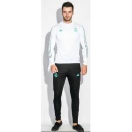 Спортивный костюм ФК Реал белый