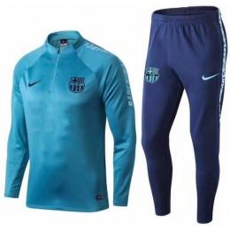 Спортивный костюм ФК Барселона бирюзовый