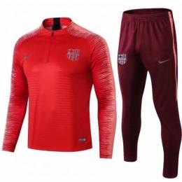 Спортивный костюм ФК Барселона красный