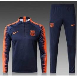 Спортивный костюм ФК Барселона т-синий