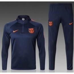 Спортивный костюм ФК Барселона темно-синий