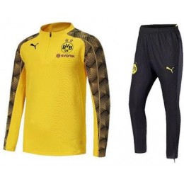 Спортивный костюм ФК Боруссия желтый