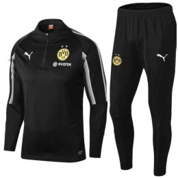 Спортивный костюм ФК Боруссия черный