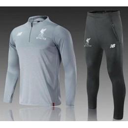 Спортивный костюм ФК Ливерпуль серый