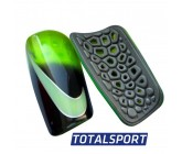 Щитки Nike зелено-черные 02362