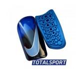 Щитки Nike сине-черные 02363