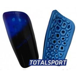 Щитки футбольные Europaw light черно-синие 02459
