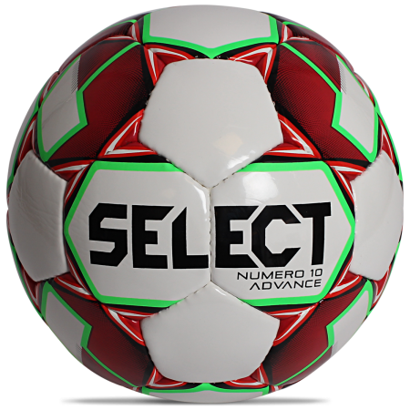 Мяч футбольный Select NUMERO 10 ADVANCE кр/бел размер 5