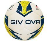 Футбольный мяч Givova Pallone Academy Freccia GIALLO/BLU 0704