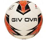 Футбольный мяч Givova Pallone Academy Freccia ROSSO/NERO 1210
