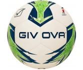 Футбольный мяч Givova Pallone Academy Freccia VERDE FLUO/BLU 3404