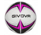 Футбольный мяч Givova Pallone Match King FUXIA/NERO 0610