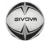 Футбольный мяч Givova Pallone Match King NERO/SILVER 1030
