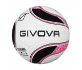 Футбольный мяч Givova PALLONE MATCH HYPER FUXIA/NERO 0610