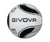 Футбольный мяч Givova PALLONE MATCH HYPERNERO/SILVER 1030
