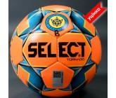 Футзальный мяч Select Futsal Tornado оранжевый Уценка
