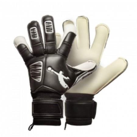 Перчатки вратарские BRAVE GK RESQUER BLACK/WHITE 0006012009