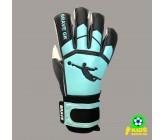 Перчатки вратарские BRAVE GK WINNER BLACK/TURQ 00090104