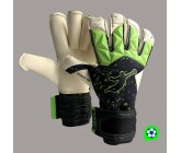 Перчатки вратарские BRAVE GK FURY GREEN PAINT DROPS 20100510