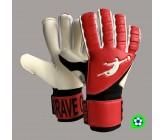 Перчатки вратарские BRAVE GK SKILL RED/BLACK 00110808