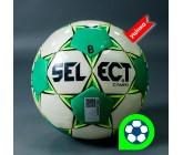 Футбольный мяч Select Campo PRO размер 3 зеленый Уценка
