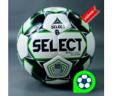 Футбольный мяч Select Brillant Super ПФЛ (012) БЕЛ/зеленый Размер 5 Уценка