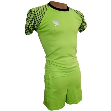 Вратарская форма (футболка - шорты) Swift, Mal (н. салатовый) 012103-11-44