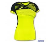 Женская футболка Joma SUPERNOVA II 901066.061 салатовая