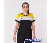 Женская футболка Joma CREW IV 901039.109 черная