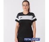 Женская футболка Joma CREW IV 901039.110 черная