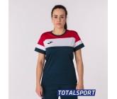 Женская футболка Joma CREW IV 901039.336 синяя