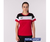 Женская футболка Joma CREW IV 901039.601 красная