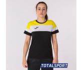 Женская футболка Joma CREW IV 901043.109 черная