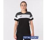 Женская футболка Joma CREW IV 901043.110 черная