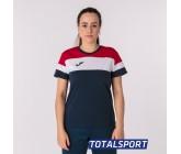 Женская футболка Joma CREW IV 901043.336 синяя