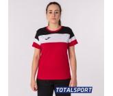 Женская футболка Joma CREW IV 901043.601 красная