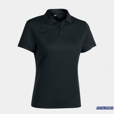 Женская футболка поло Joma 901272.110 CHAMPIONSHIP VI серая