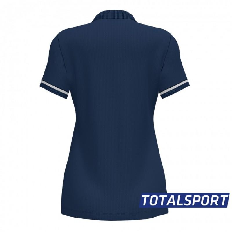 Женская футболка поло Joma 901272.332 POLO CHAMPIONSHIP VI синяя