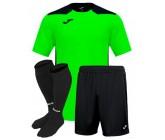 Футбольная форма Joma CHAMPIONSHIP VI(футболка+шорты+гетры) 101822.021 салатовая