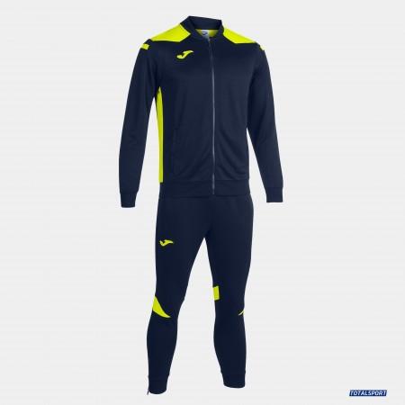 Спортивный костюм Joma 101953.321 CHAMPIONSHIP VI cине-салатовый